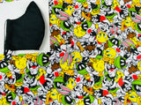 Looney toons face mask