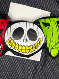 Oogie Boogie Boys Inspired Pillow