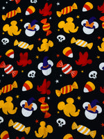 Mickey and Minnie Halloween Face mask