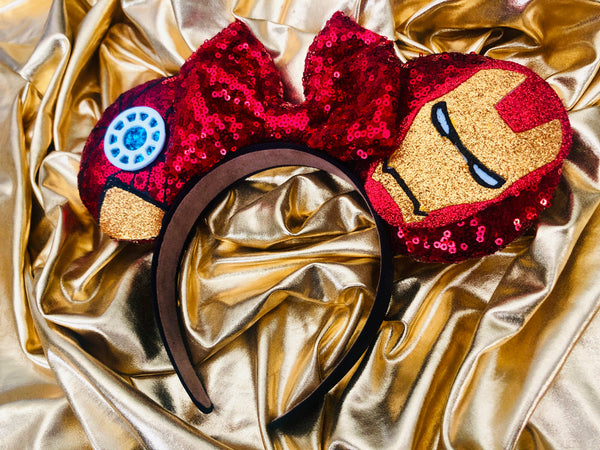 Iron Man Ears