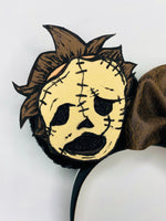 Horror Chainsaw Mouse Ears