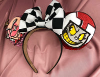 King Candy/Turbo Inspired Ears
