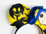 Coraline Inspired Ears