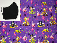 Mickey Halloween Face Mask