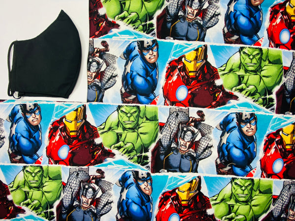 Marvel Gang Face Mask New