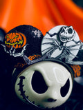 Pumpkin King Inspired Ears