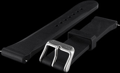 Marathon 20mm Vulcanized Rubber Dive Watch Strap