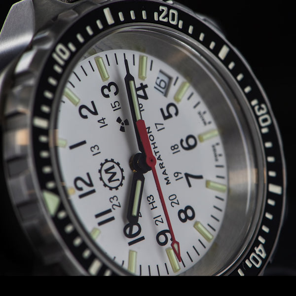 Marathon Diver's Arctic Edition Quartz Medium
