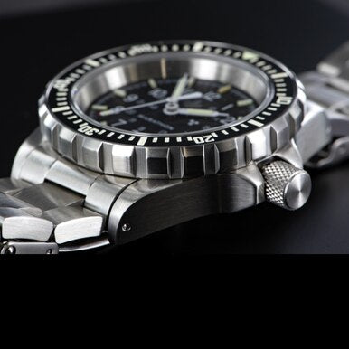 Marathon Diver's Automatic GSAR Grey Maple