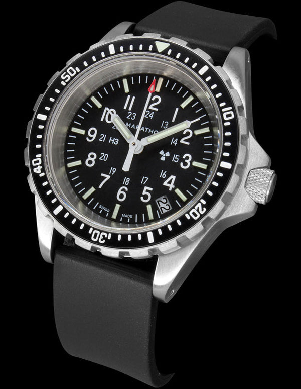 Marathon Diver's Quartz Medium