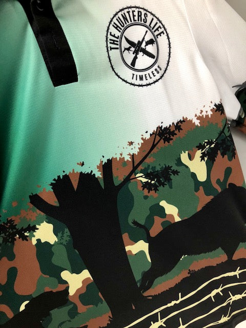 """The Hunters Life"" Lifestyle Shirt"