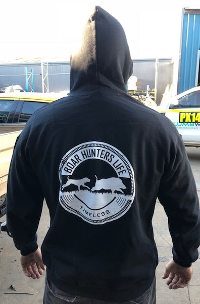 Boar Hunters Life Hoodies