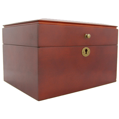 Cherry Memory Chest Cremation Urn