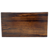 Z  Cremation Wood Urn, Rosewood - Adult Funeral Memorial