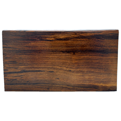 Cremation Wood Urn, Rosewood - Adult Funeral Memorial