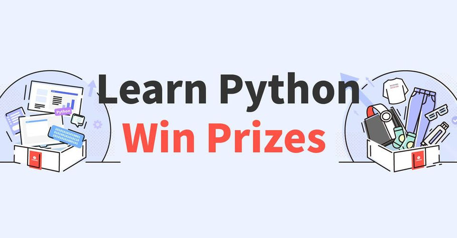 Looking for a six-figure income in the data science, business, and analytics fields? Learn Python.