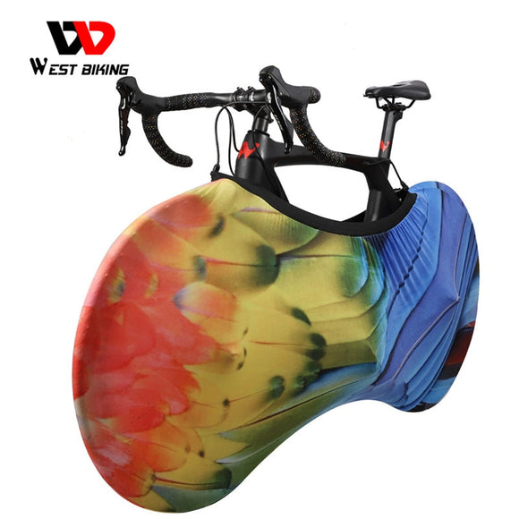 Bike Protector Cover MTB Road Bicycle Protective Gear Anti-dust Wheels Frame Cover