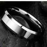 Fashion Charm Jewellery Ring Titanium