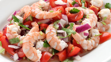 Maddog's Blue Ribbon Shrimp Salsa