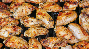 Smoked & Roasted Chicken Wings