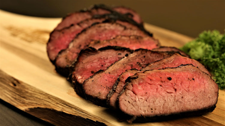Reverse Seared Tri-Tip