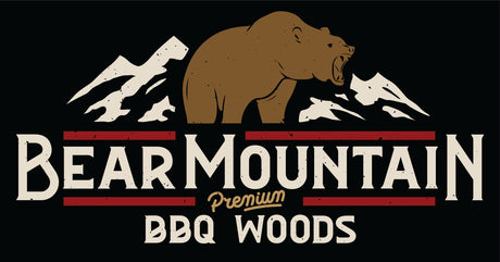 Bear Mountain Premium All-Natural BBQ Woods