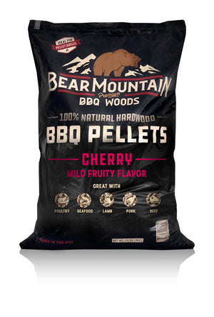 Cherry BBQ Wood Pellets
