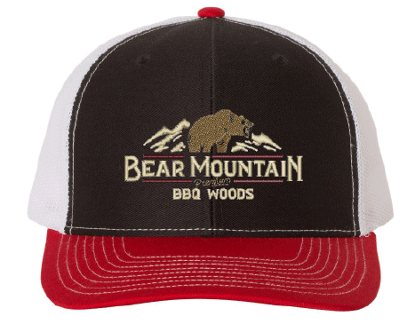 Bear Mountain BBQ Trucker Hat - Front