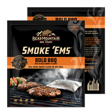 Load image into Gallery viewer, Bold BBQ Smoke 'Ems™ 4-Pack