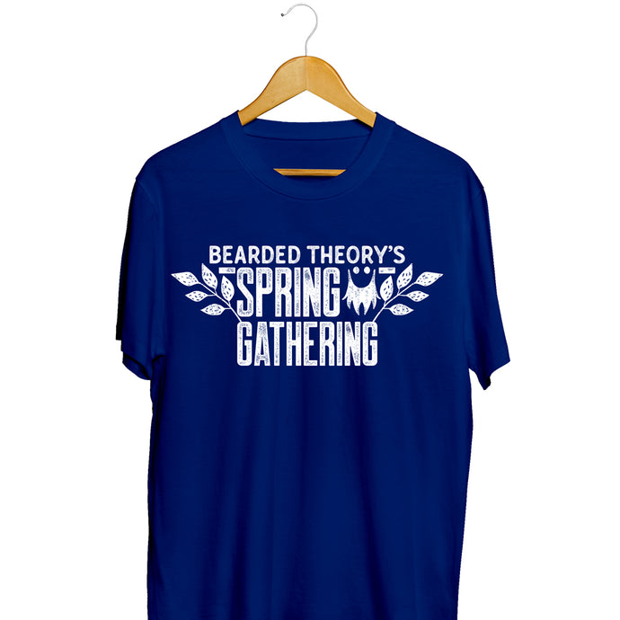 Bearded Theory 'Spring Gathering' Unisex T-Shirt