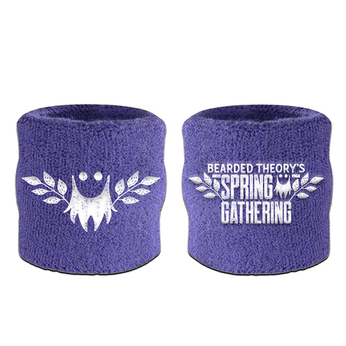 Bearded Theory Sweatbands