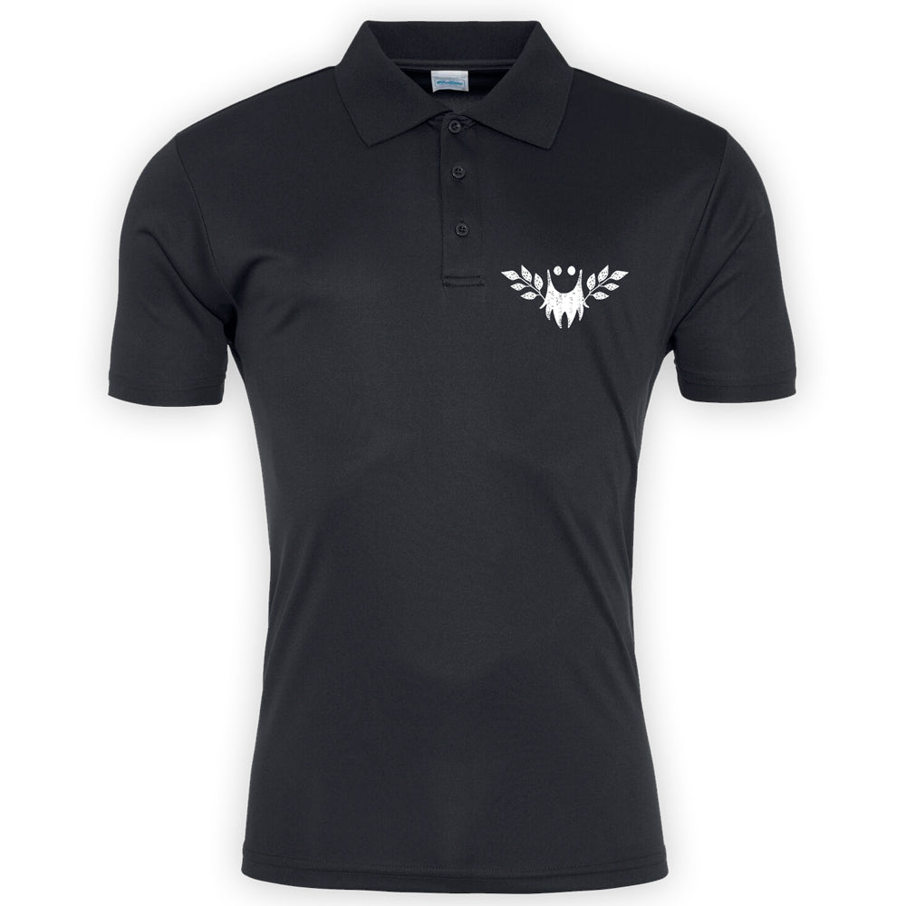 Bearded Theory Logo Unisex Polo Shirt