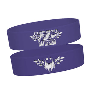 Bearded Theory Wristband