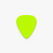 Load image into Gallery viewer, Glow in the Dark Guitar Pick