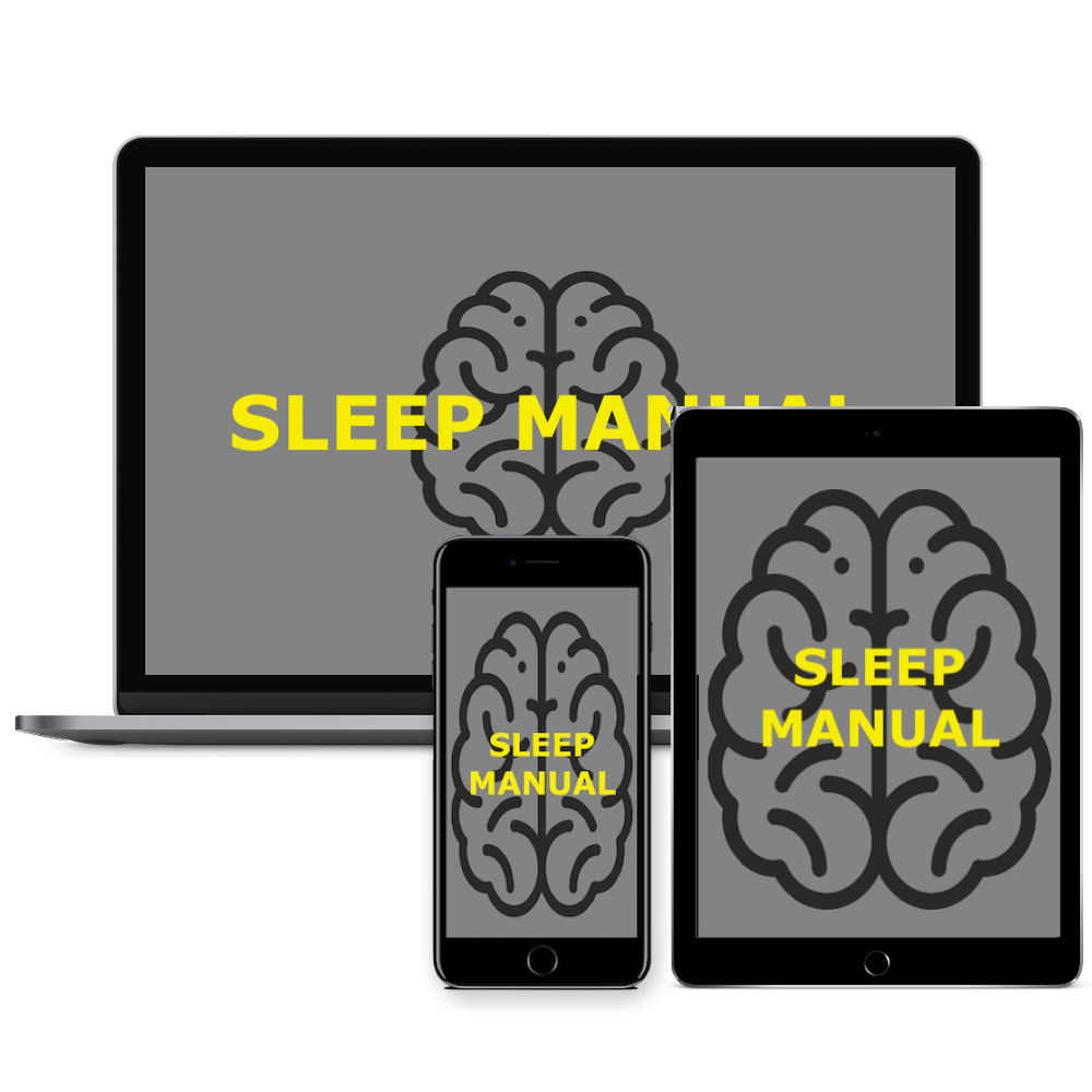 The Sleep Manual