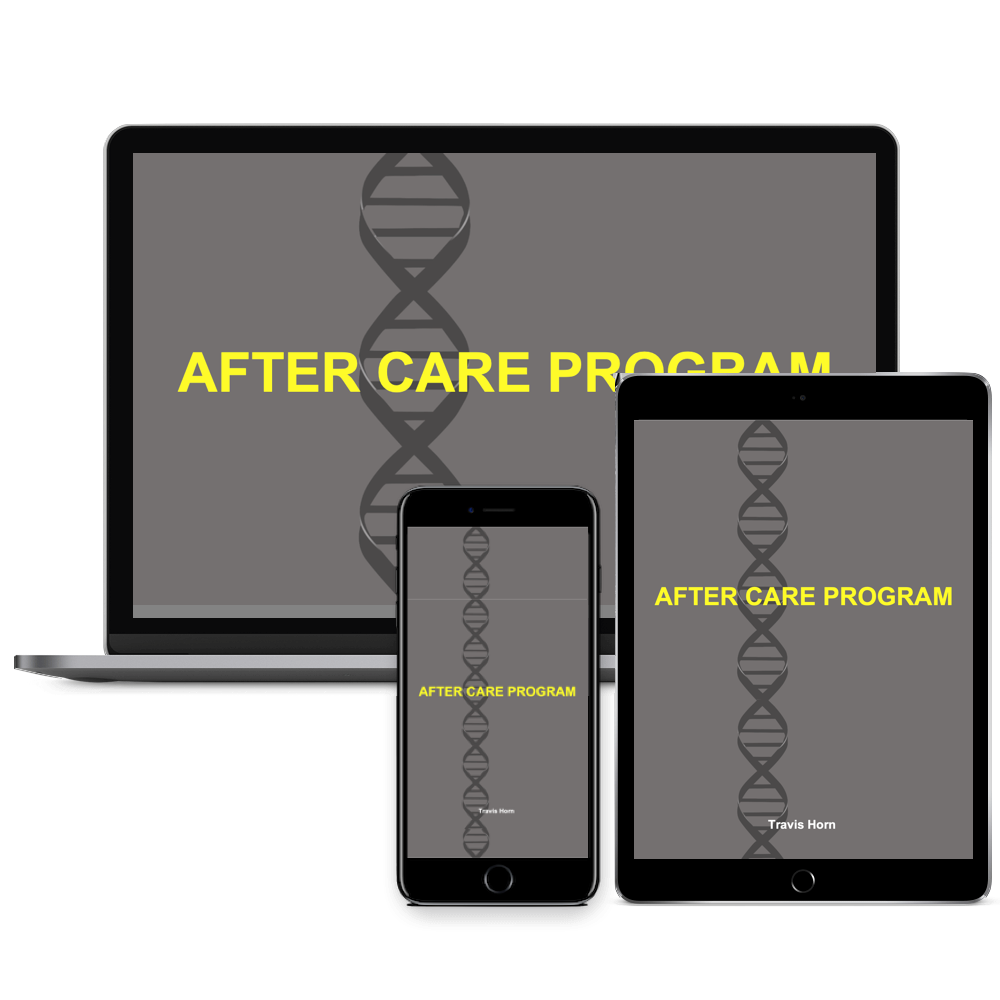 AFTER CARE PROGRAM