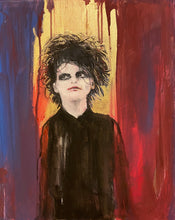 Load image into Gallery viewer, Robert Smith - The Cure - Original Portrait.