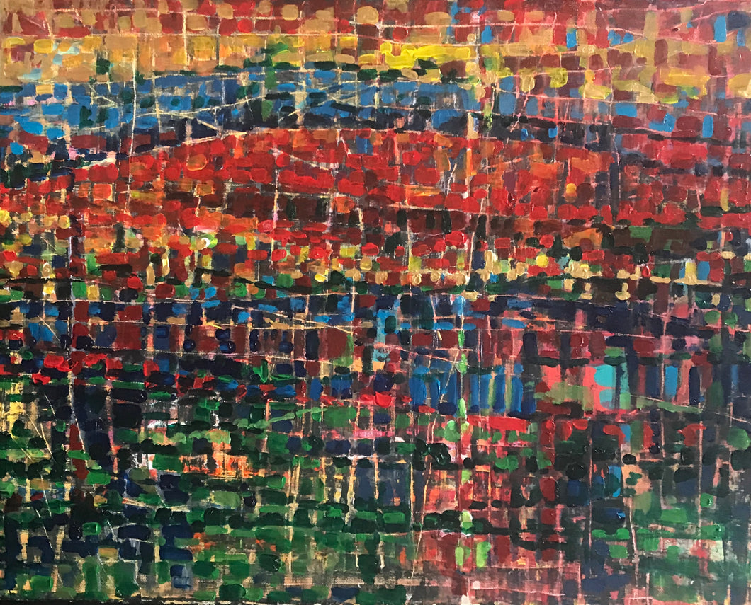 Abstract Landscape 2020