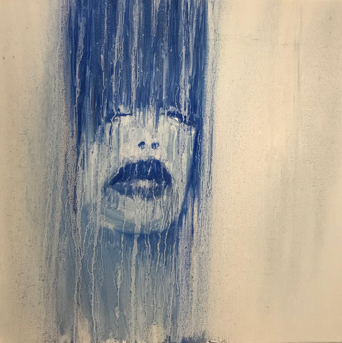 Blue - Original Painting