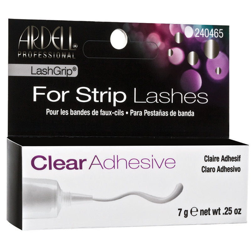 Ardell LashGrip Adhesive - Clear (1/4 oz.)