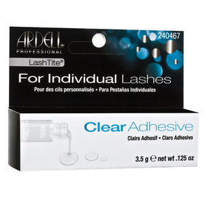 Ardell LashTite Adhesive - Clear (1/8 oz)