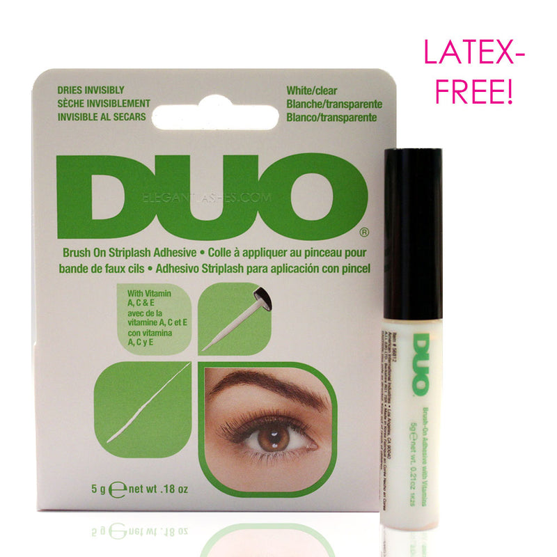DUO Brush-On Adhesive - CLEAR