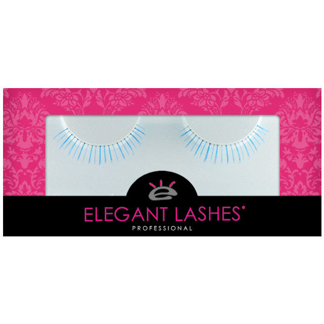 C049 Blue Carnival Color Bottom Lashes