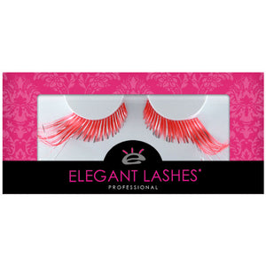 C193 Winged Silver Mix Coral Carnival Color Lash