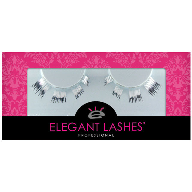 C741 Silver Foil 4-Piece Carnival Color Bottom Lashes