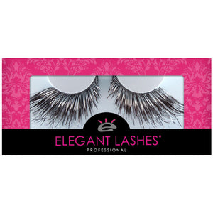 C943 Wispy Silver Mix Carnival Color Drag Lashes