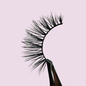 Cruelty-free affordable bulk vegan faux mink false eyelashes | Elegant Lashes Duchess