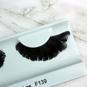 F139 Premium Feather Lashes
