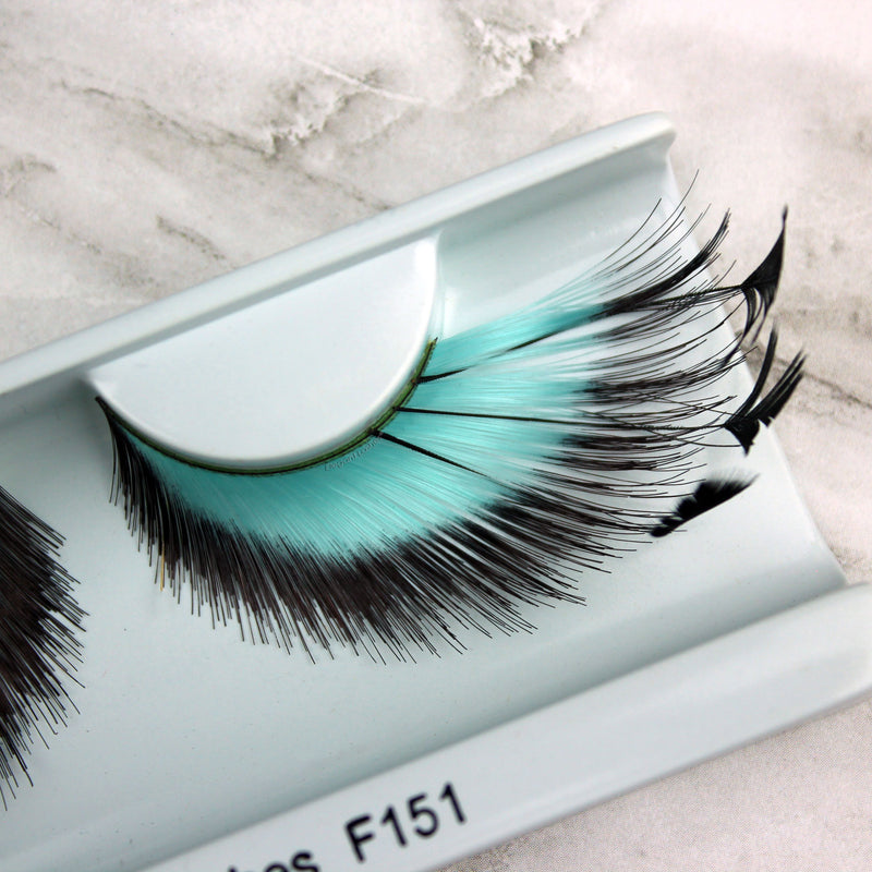F151 Premium Feather Lashes