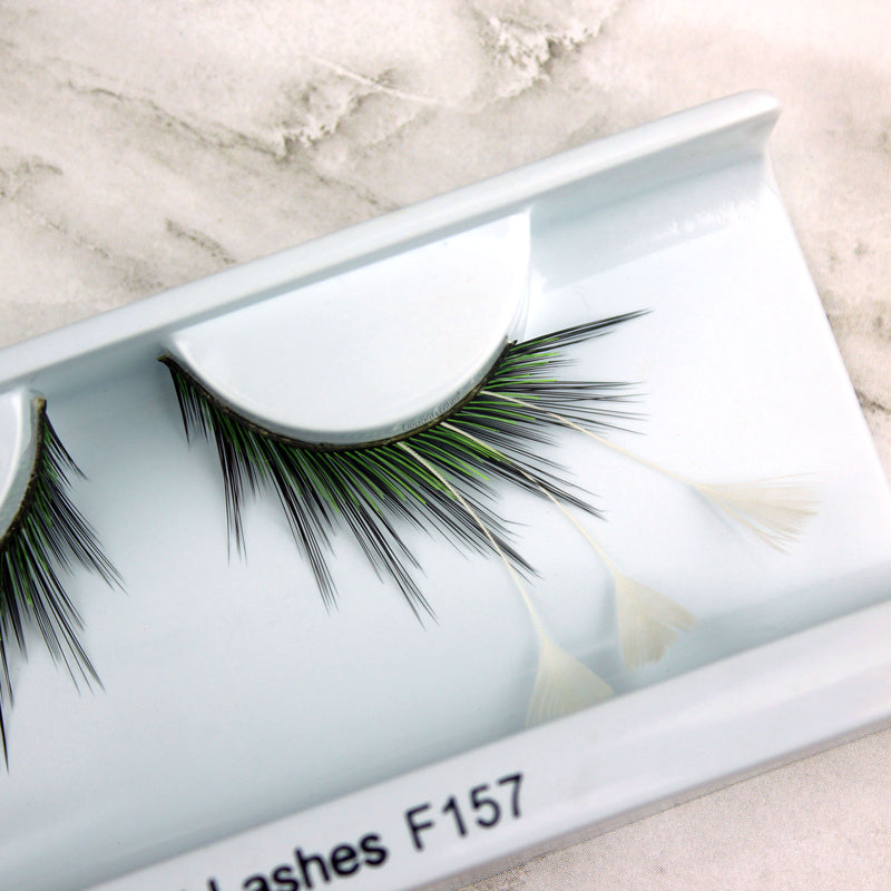 F157 Premium Feather Lashes